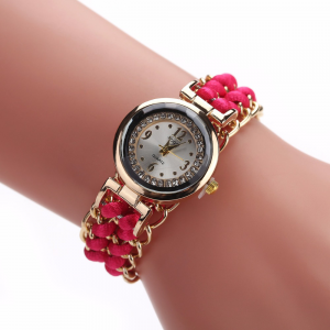Bracelet Watch Fuchsia