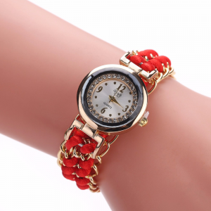 Bracelet Watch Red