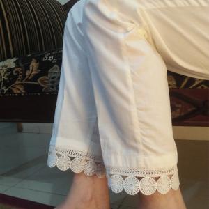 Cotton Trouser 2