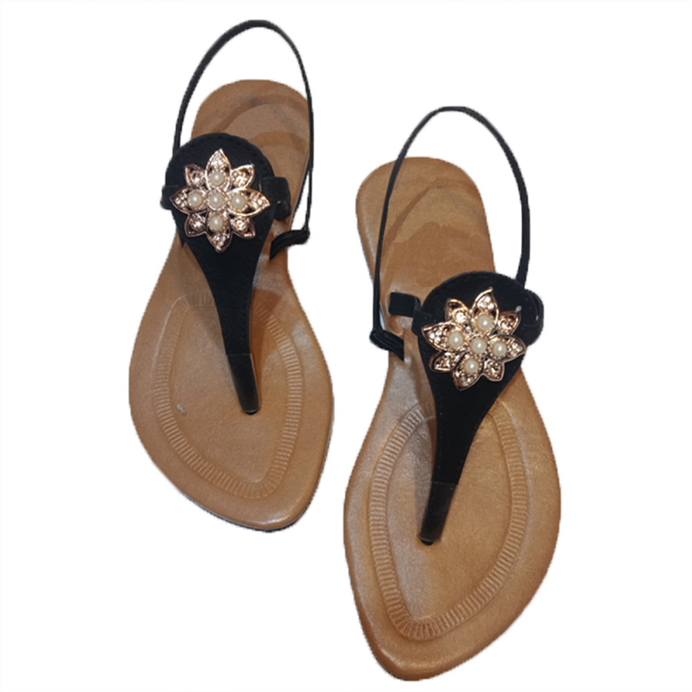 Ladies Flat Sandal 17