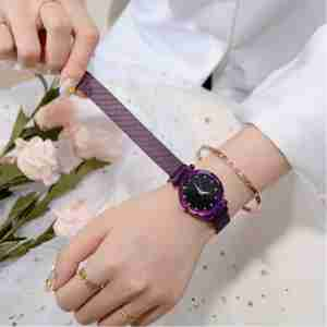 Magnet Strap Watch for Women AW09 1