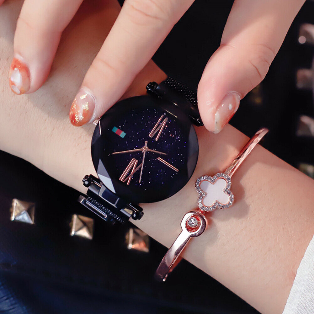 Magnetic Strap Watch for women AW11 1