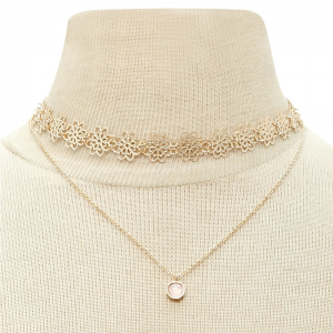 Gold Chain Necklace 1