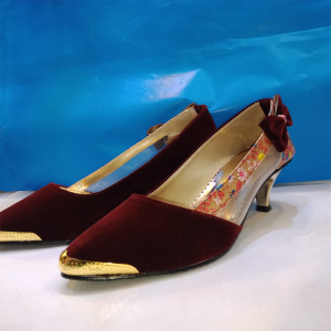 Pointed Toe Heels For ladies 1