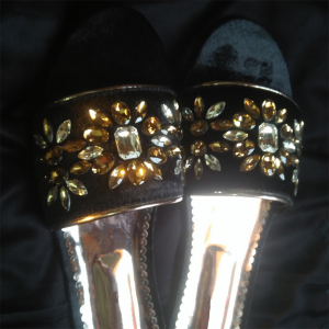 Slipper Shoe for Wedding 2