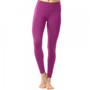 magenta Stretchable Leggings Lycra Tights