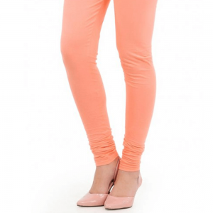 PeachStretchable Leggings Lycra Tights