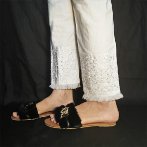 Embroided Trouser Pant 2