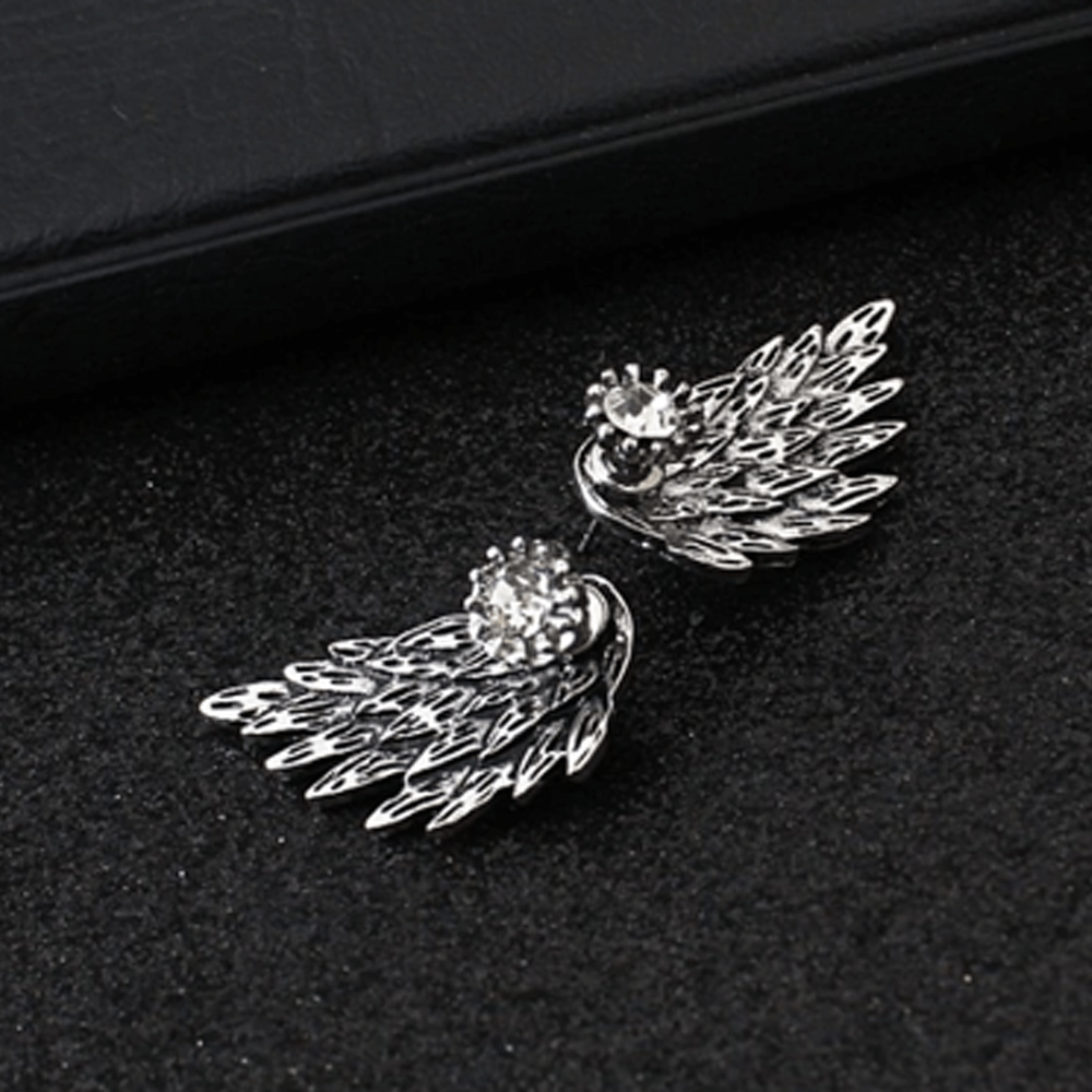 Wing Earring For Women - Antique-