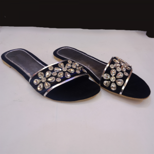 Flats For Women Black 1