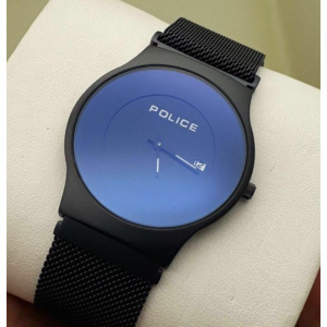 Magnet Strap Black Wrist Watch Black 1