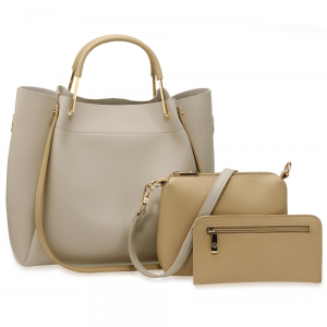 Grey Nude Women's Fashion Handbags