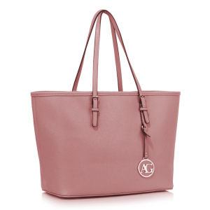 Women Large Tote Bag Nude 1