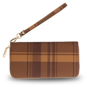 Women's Zip Around Purse Wallet