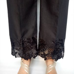 Embroided Palazzo Pant For Women