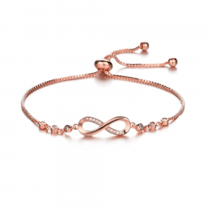 Adjustable Fashion Bracelet For Women Rose Gold