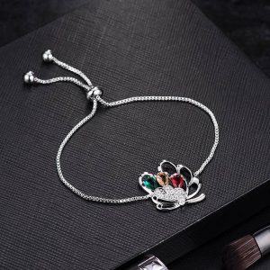 Adjustable AAA Zircon Bracelet For Ladies