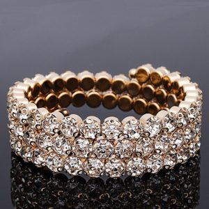Glowing Bangle Bracelet For Girls Women